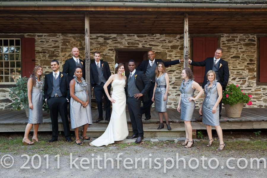 Mt. Gulian wedding photos