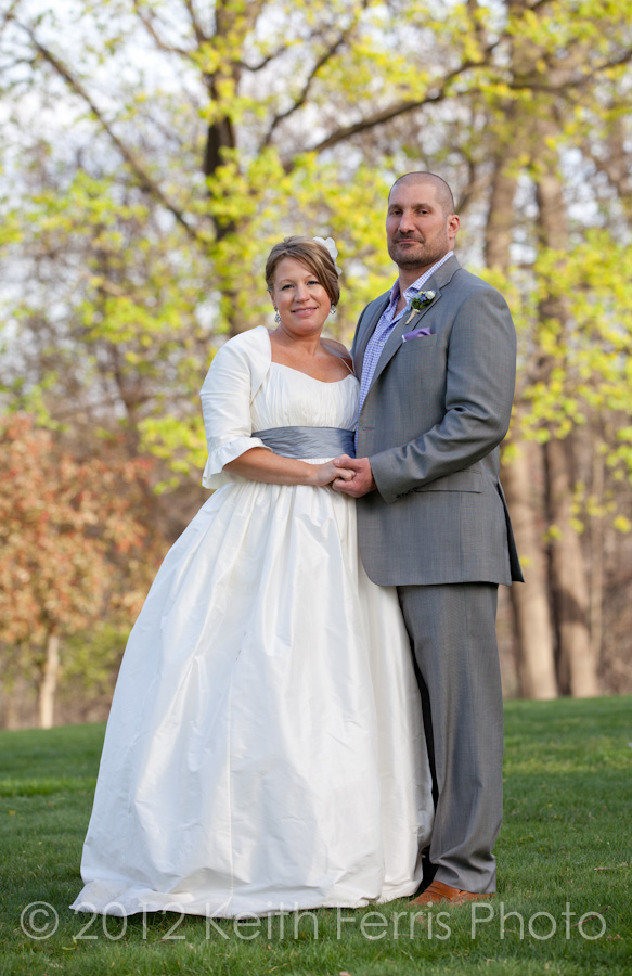 spring wedding in ulster county