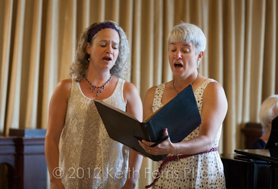 singing sisters at mohonk