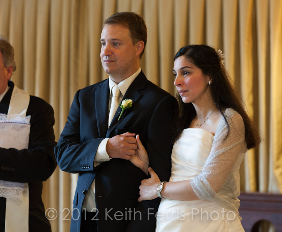 Mohonk Mountain House wedding ceremony pictures