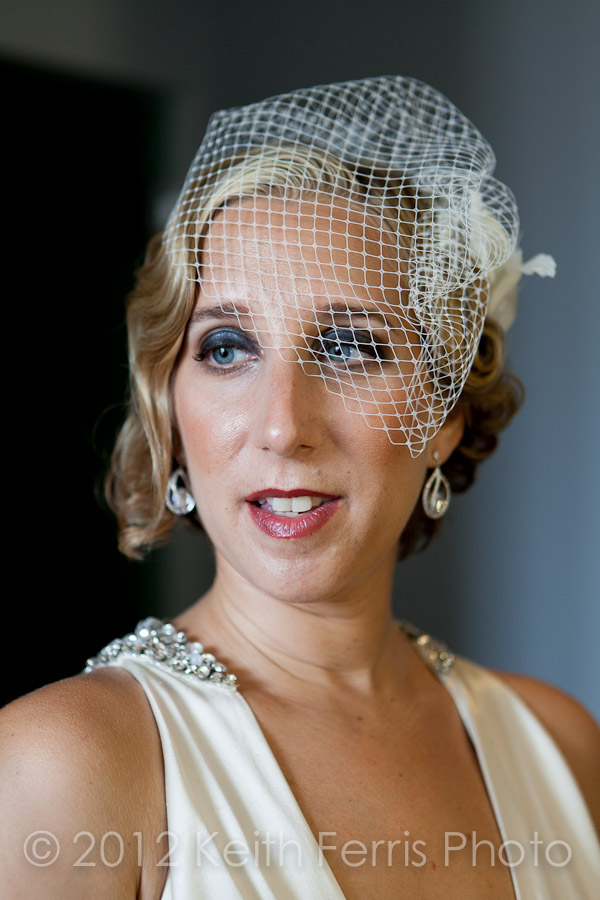 stylish NYC bride