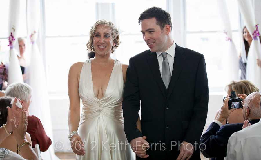NYC documentary wedding photographer