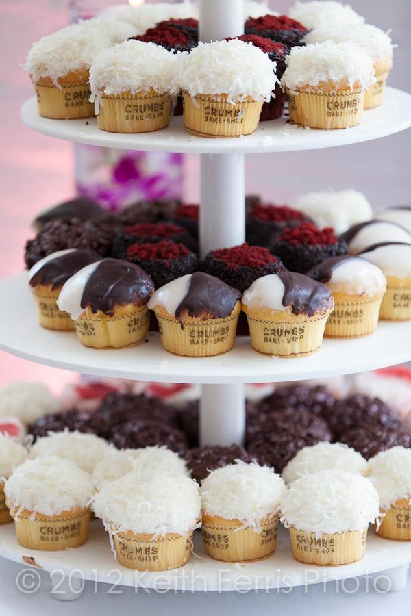 wedding cupcake cake LIC
