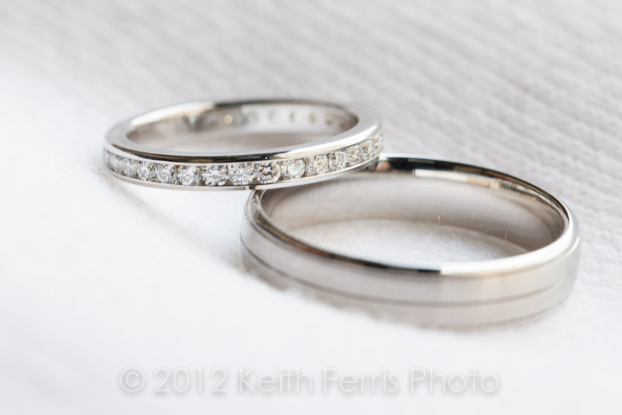 Hudson Valley wedding rings
