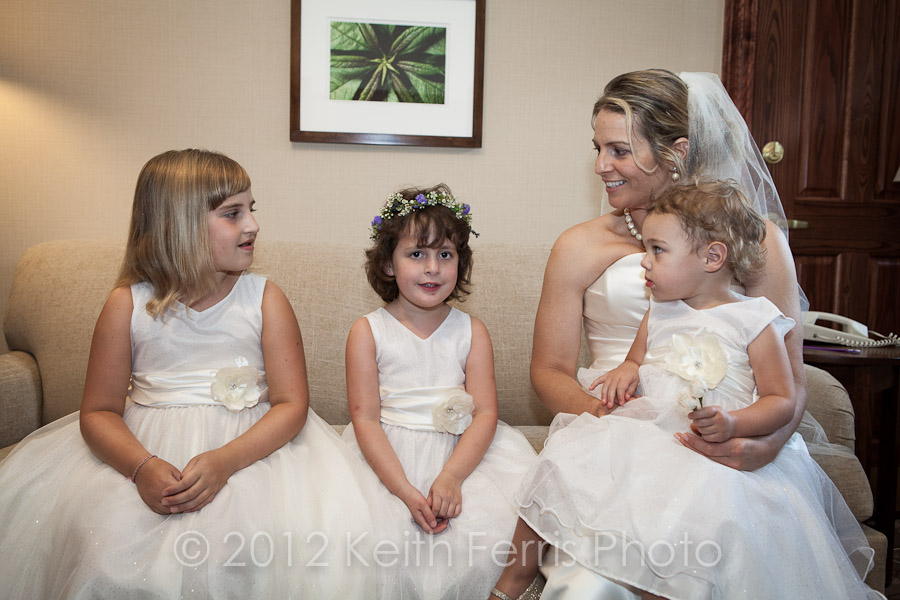 Hudson Valley wedding kids