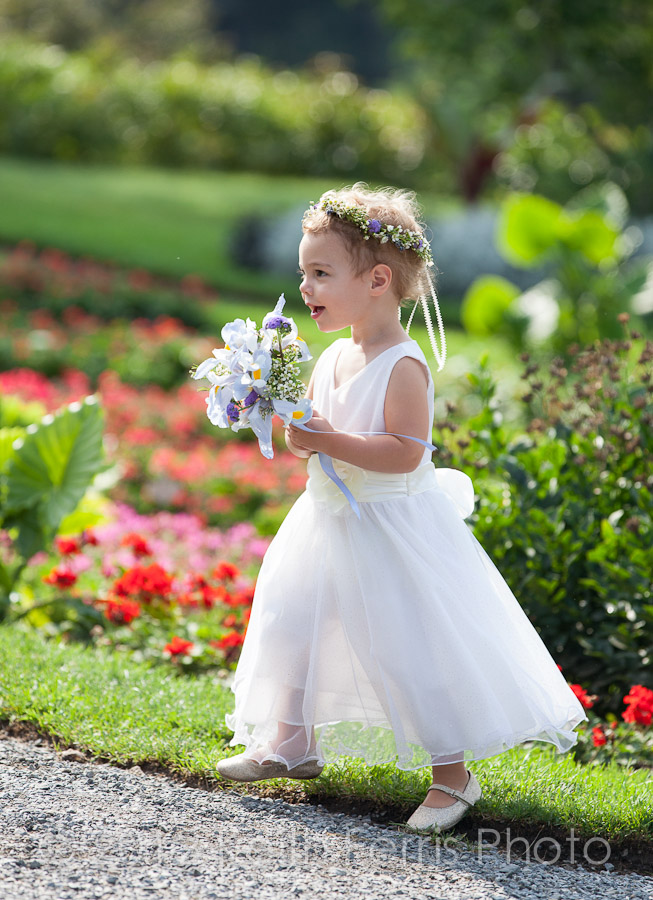 best flower girl photo