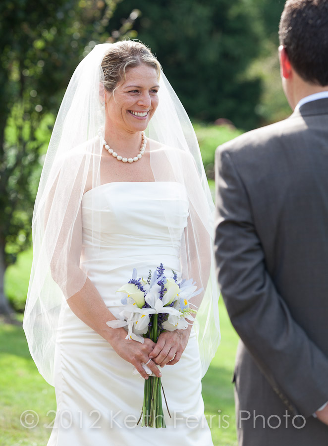 Mohonk bride portrait