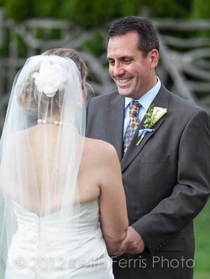 Hudson Valley wedding photojournalist