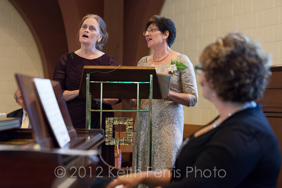 mothers singing during mass Ulster County NY