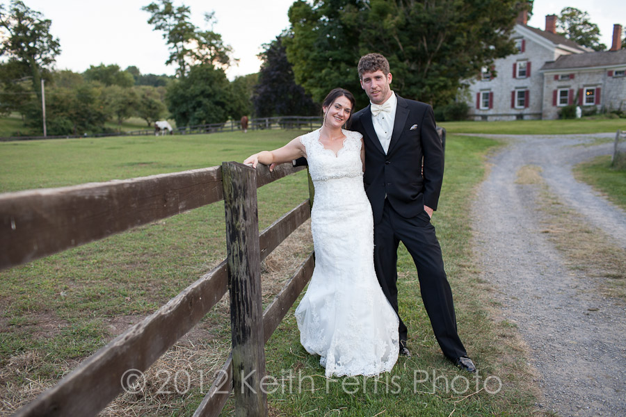 Tralee Farm wedding