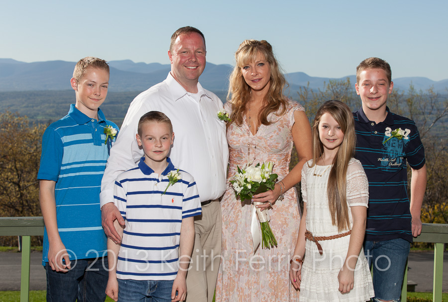 Hudson Valley Family Portrait