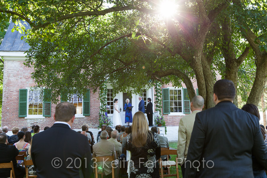 Calendar house 1773 Wedding Ceremony