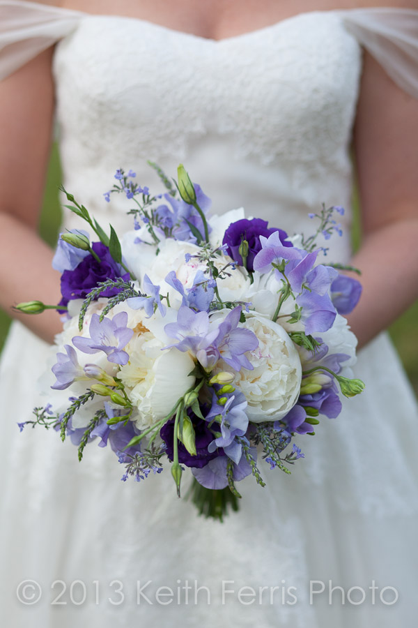 Sara Gast Floral Design Wedding