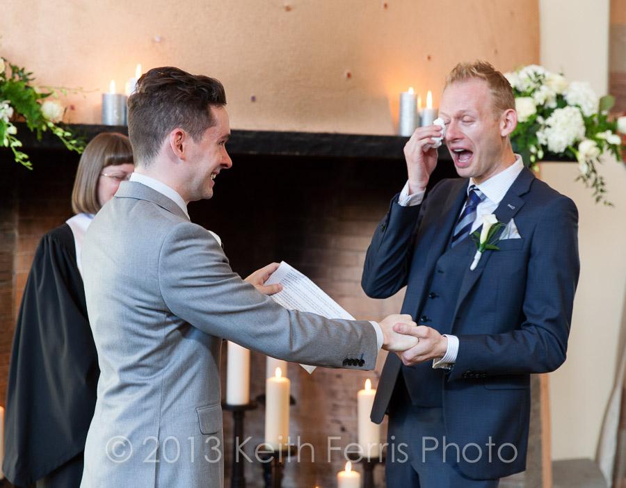 Emerson Wedding Ceremony