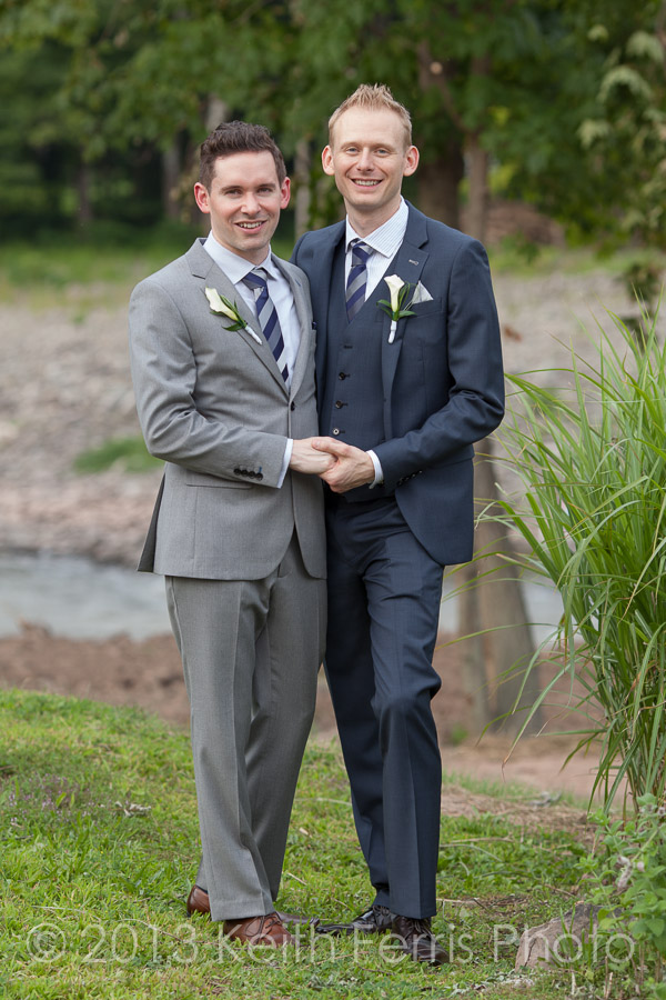 Emerson Resort wedding photos