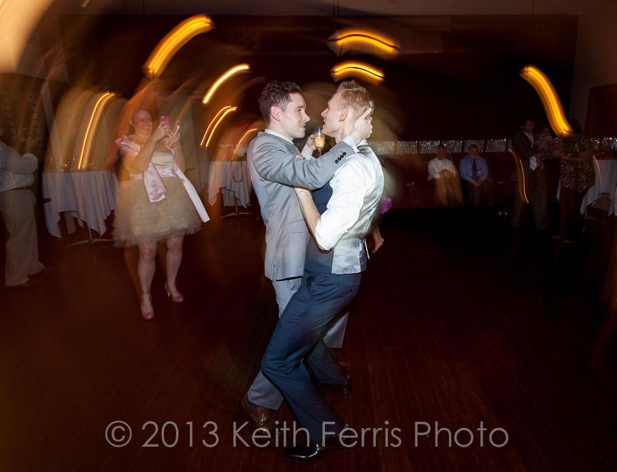 Gay weddings in the Castkills