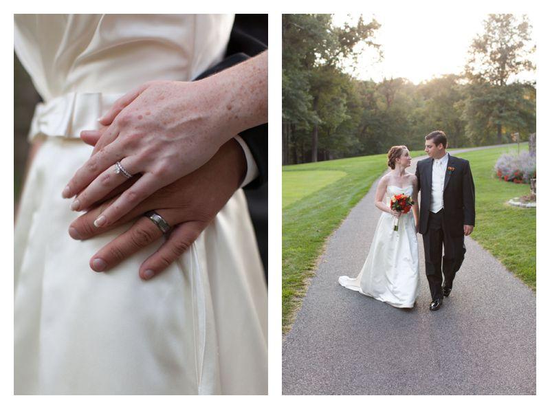 winding hills wedding photos