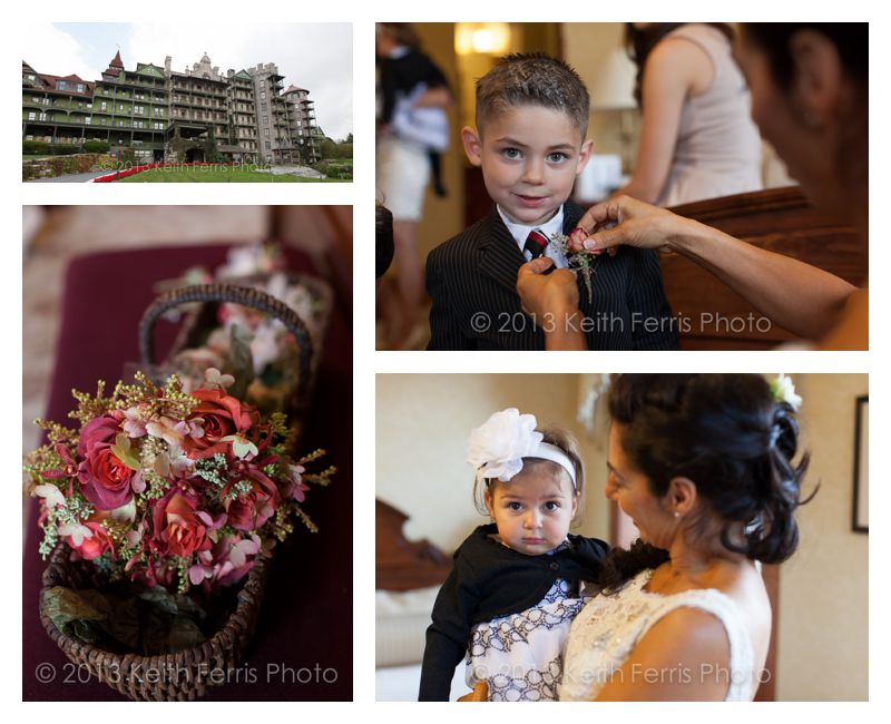 mohonk wedding
