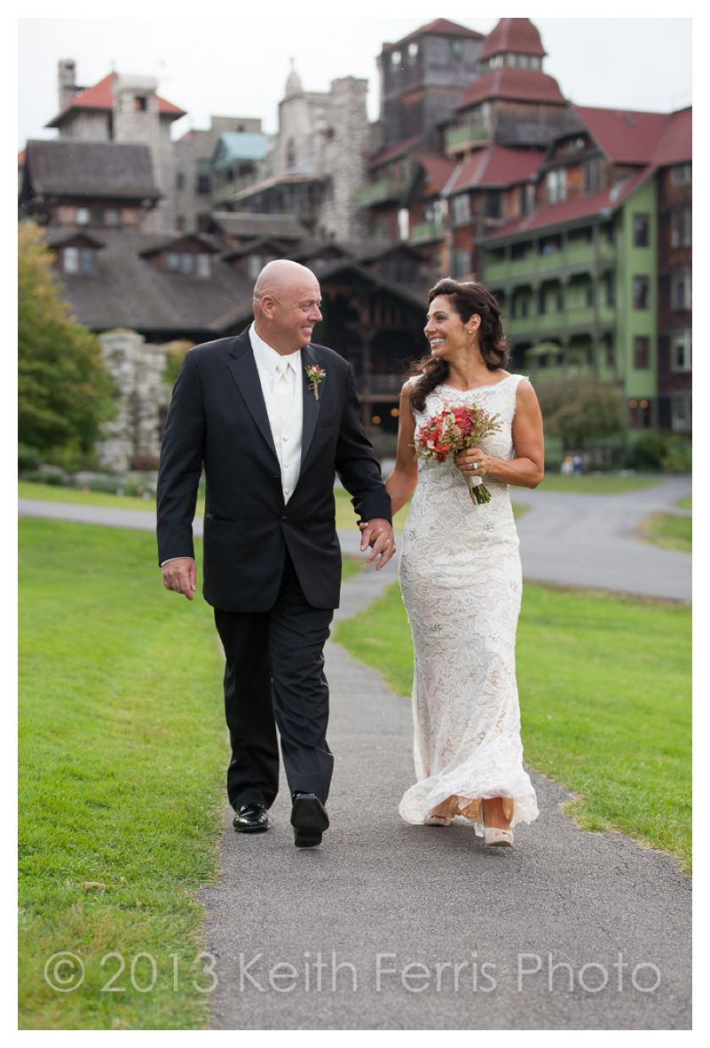 mohonk wedding photos