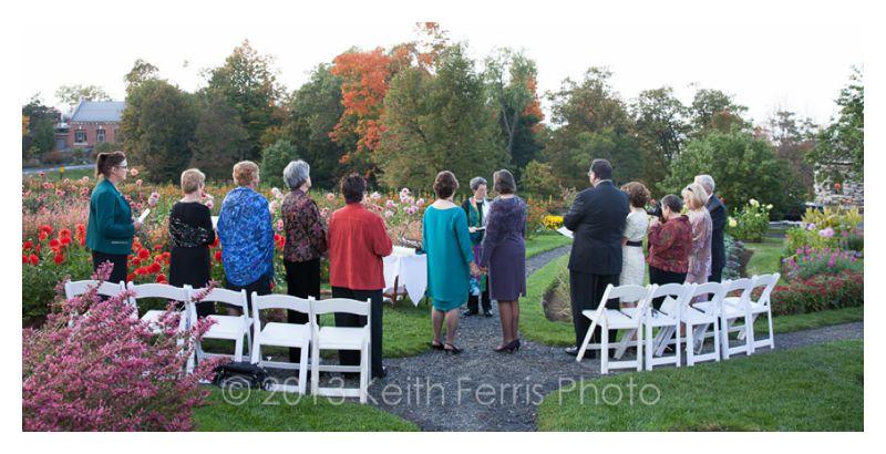 mohonk small wedding