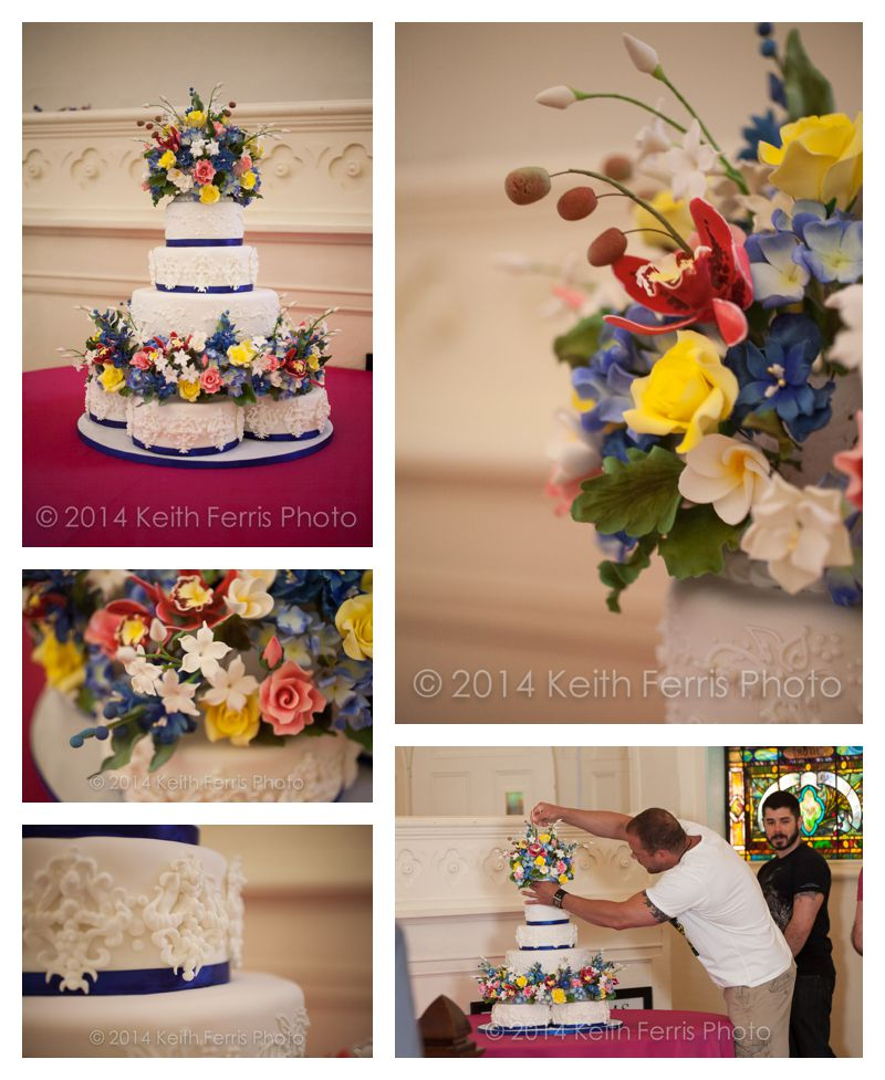 Hudson Valley Wedding Cake