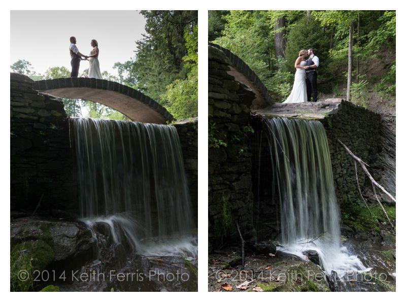 Buttermilk Falls Inn & Spa wedding photos