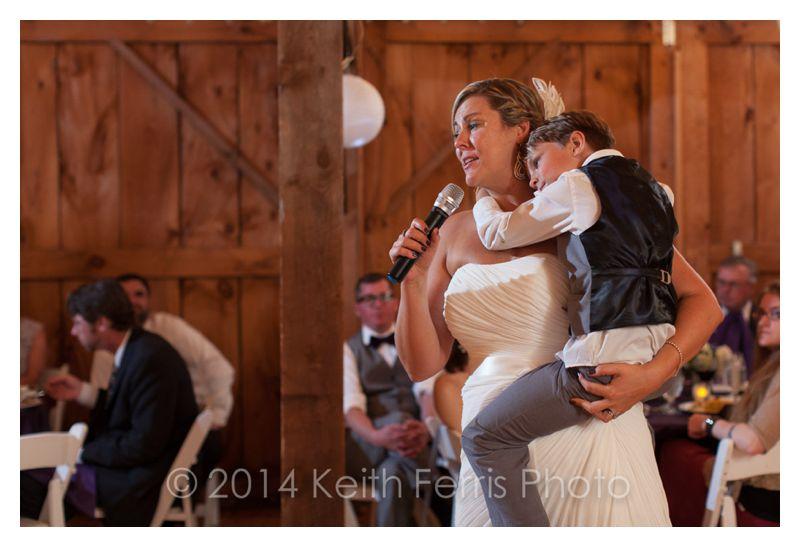 Buttermilk Falls barn wedding