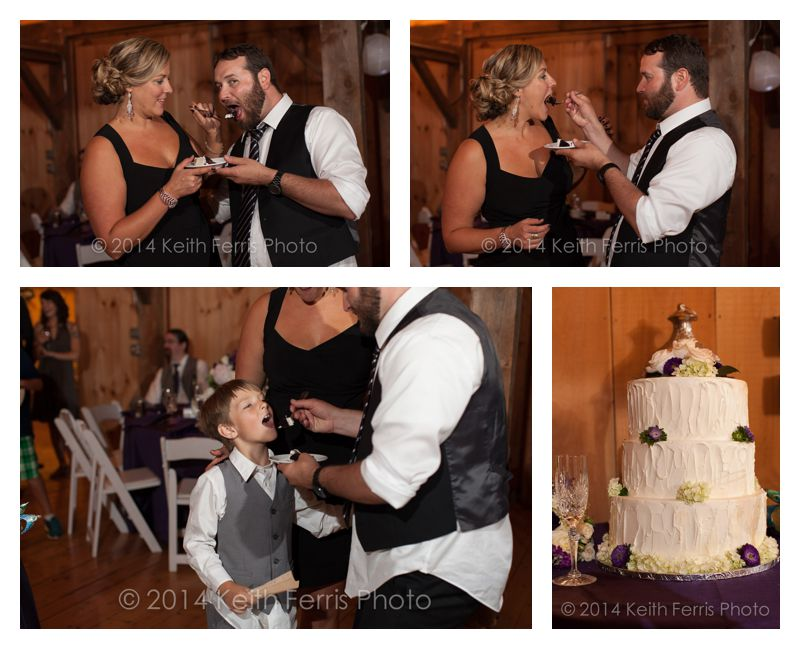 Hudson valley wedding cake Bittersweet Bakers