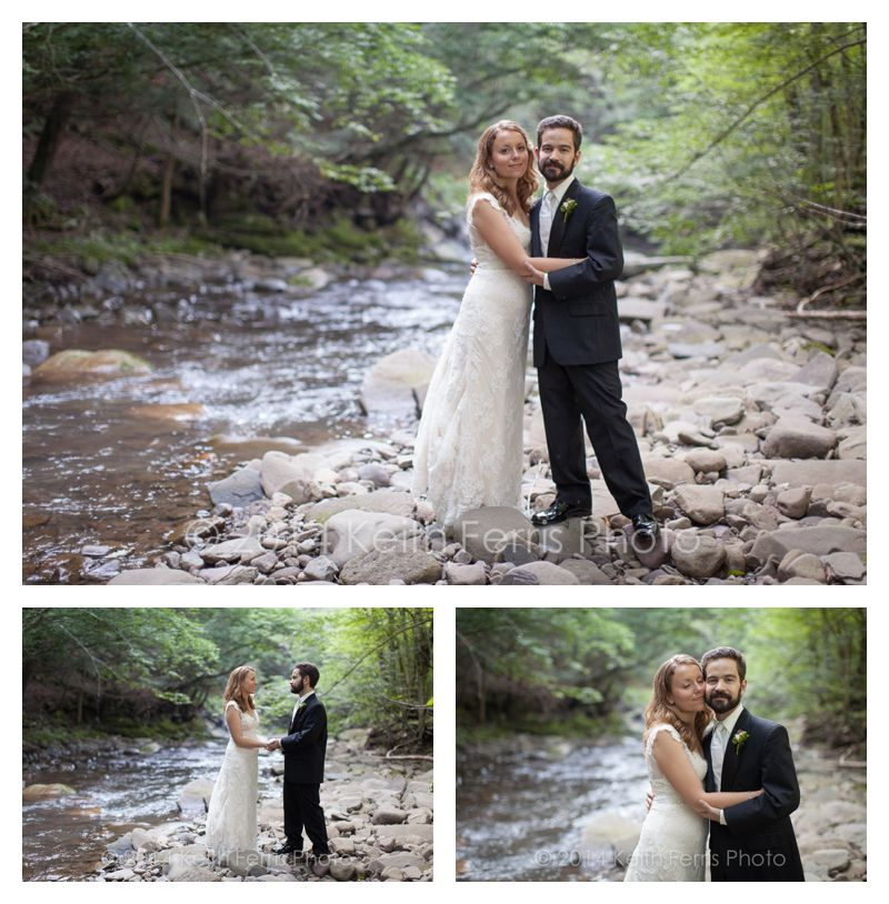 Catskill Mountains wedding