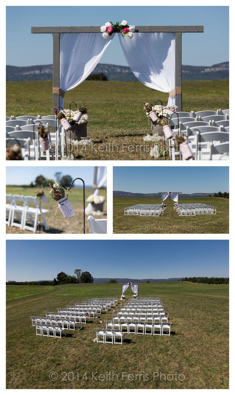 Hudson Valley Farm Wedding