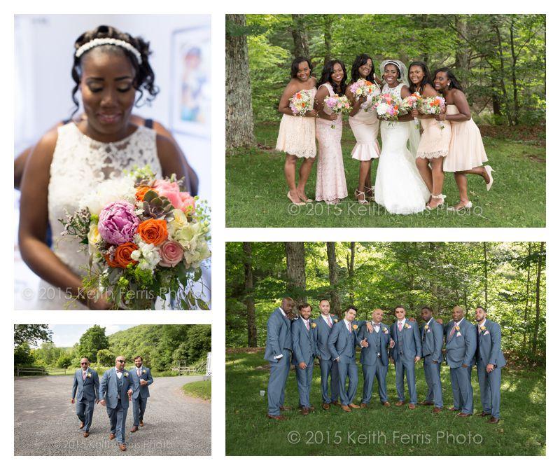 Wedding in the Catskills