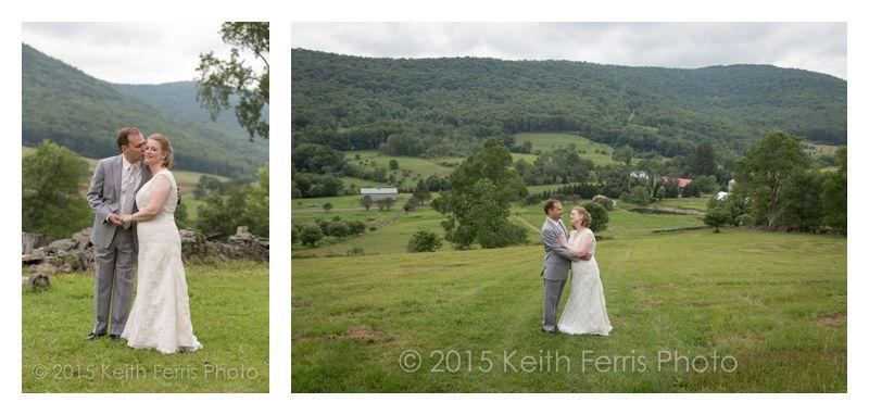 Margaretville wedding photographer