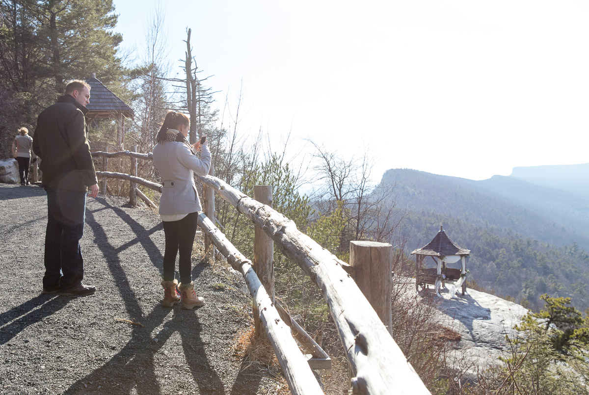 Mohonk proposal at Copes Lookout