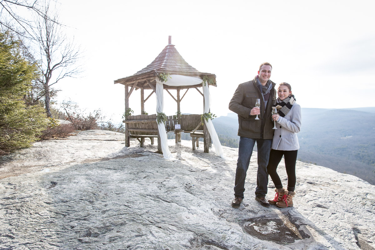 Mohonk Engagement