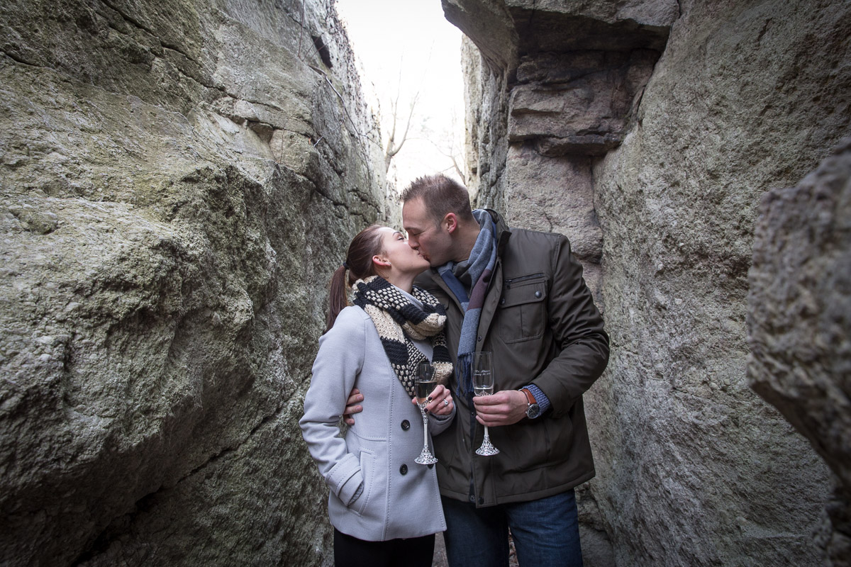 Mohonk Mountain House Engagement