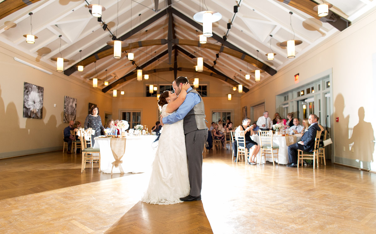 first dance at Locust Grove NY