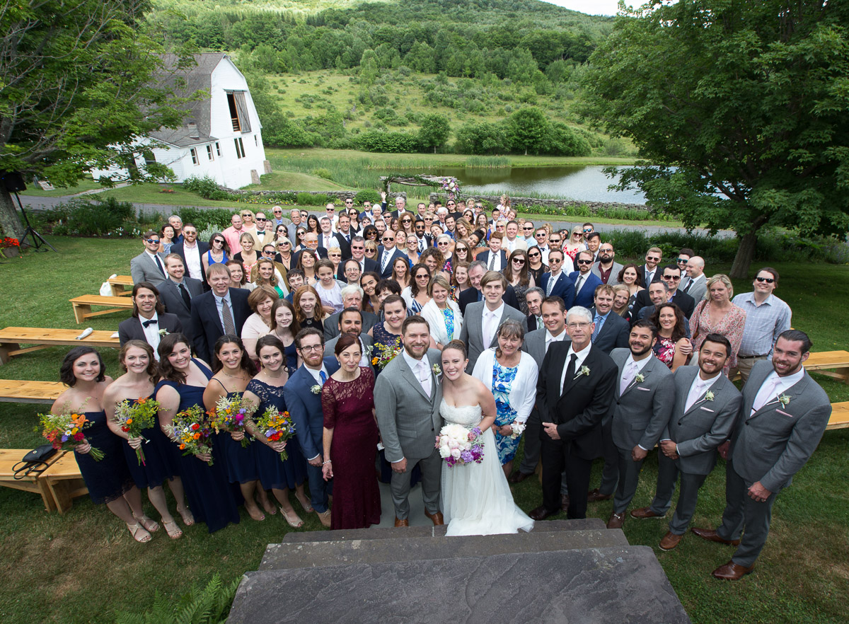 inn at west settlement wedding