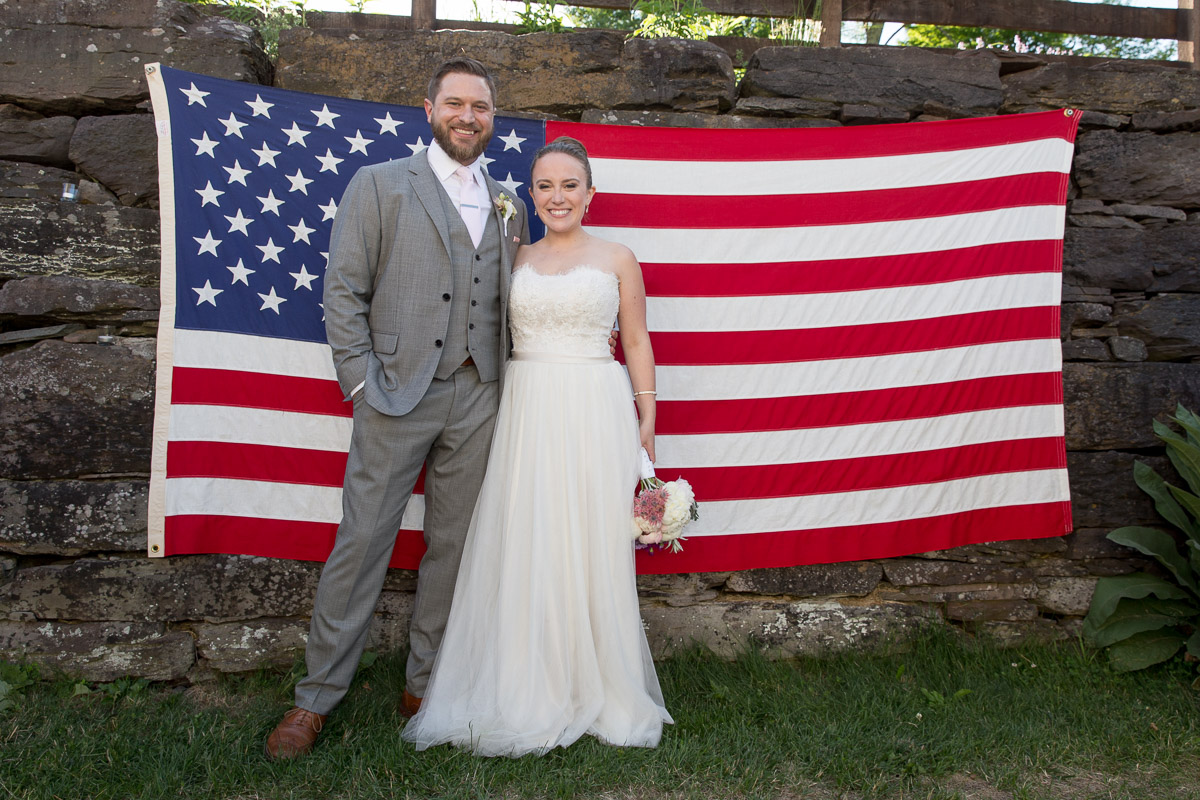 independence day wedding