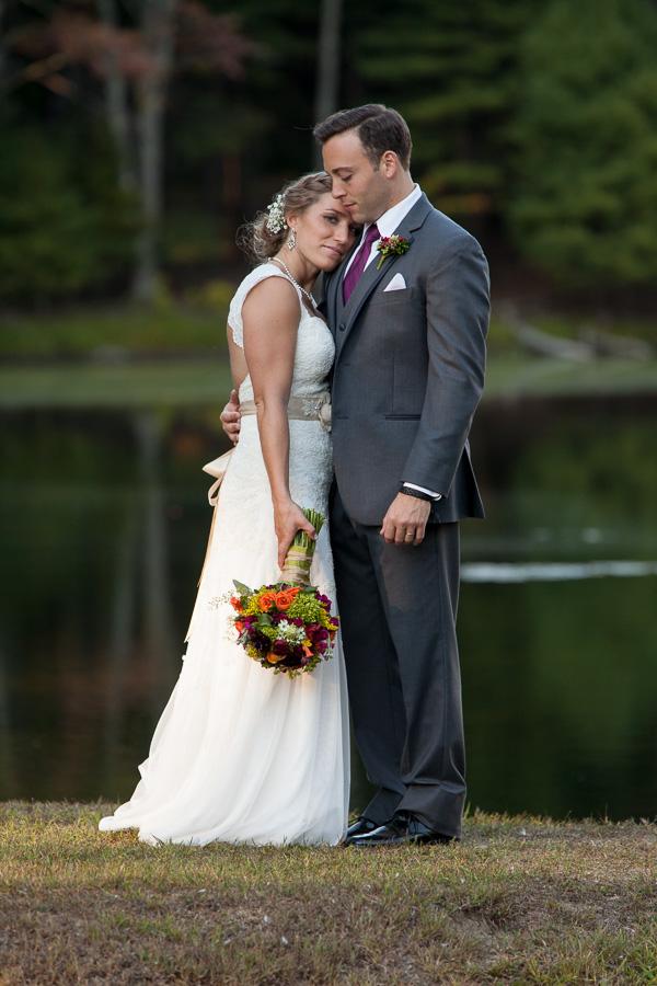 Twin Lakes Wedding