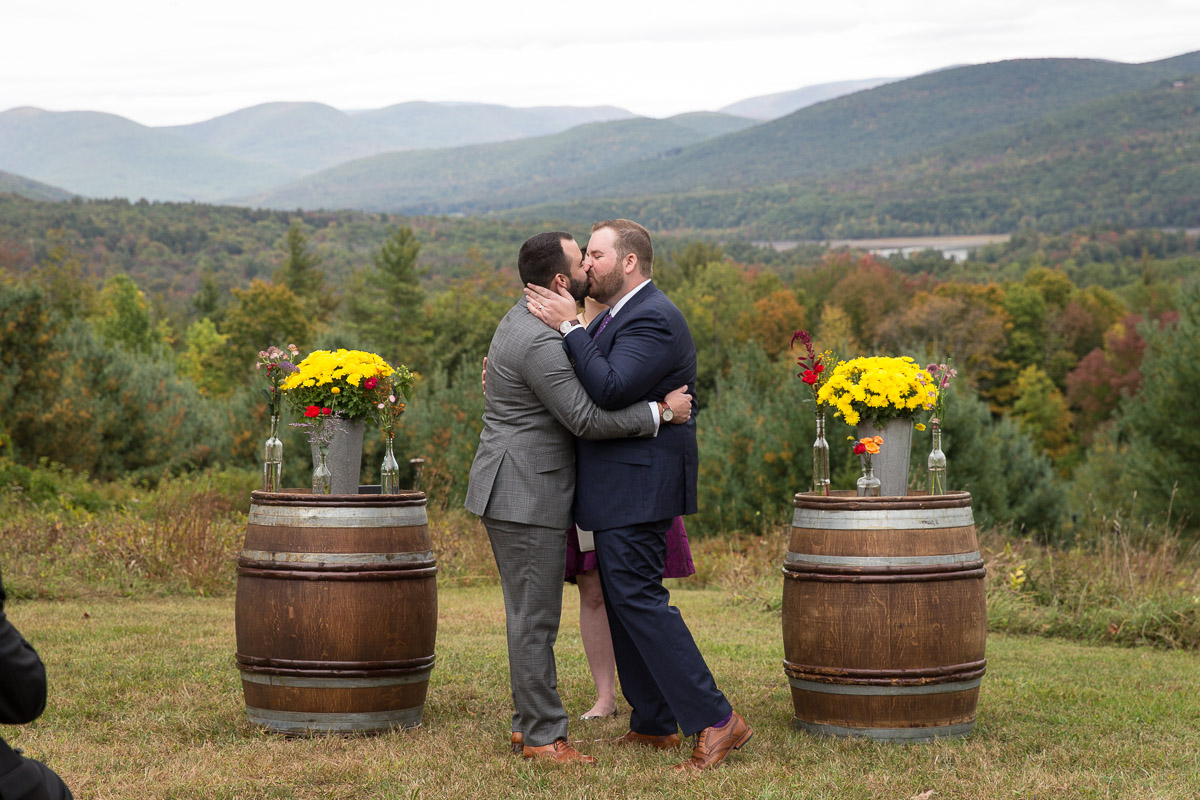 catskills gay wedding