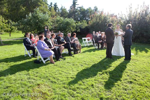 garden wedding in new york