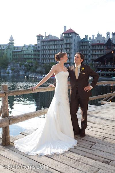 mohonk mountain house fashion wedding portrait