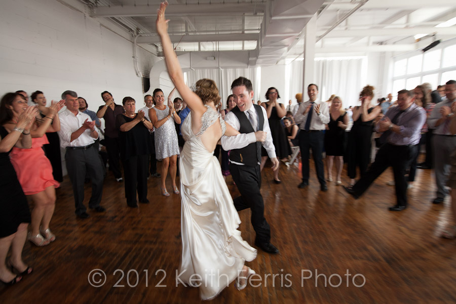 NYC wedding photojournalist