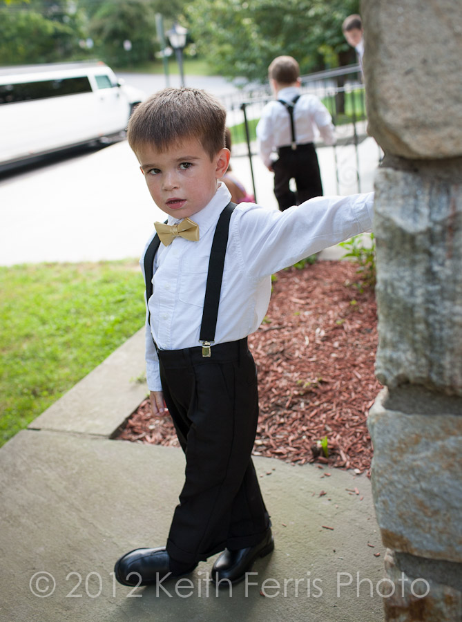 ringbearer photo New Paltz