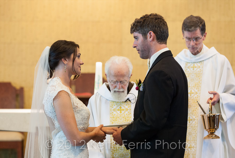 New Paltz Catholic Wedding photo