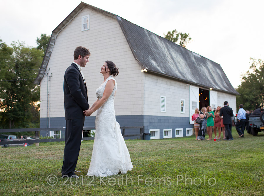 Tralee Farm barn wedding Ulster County NY