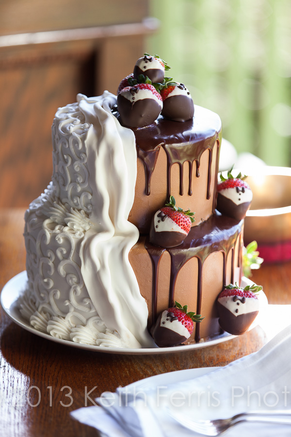 Mohonk Wedding Cake