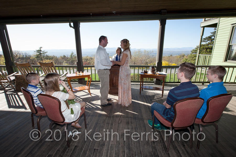 Mohonk Vow Renewal