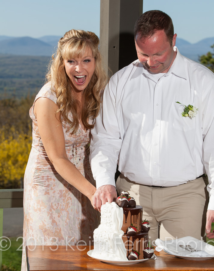 Mohonk Cake Cutting