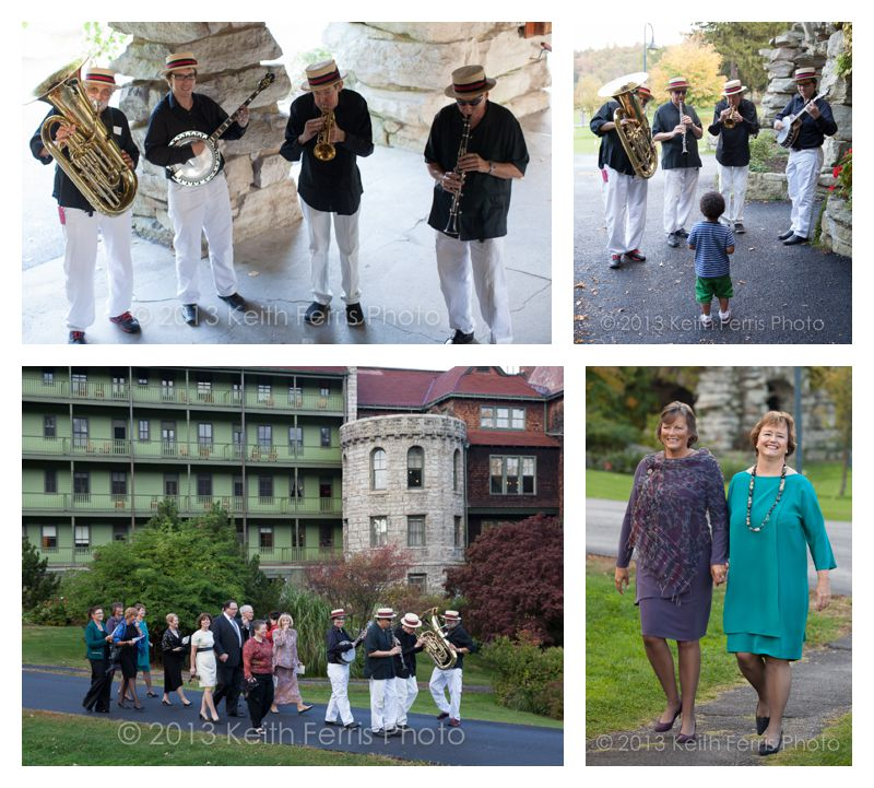 saints of swing at mohonk